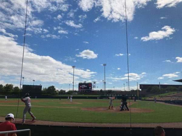 Camelback Ranch, section: 17, row: 5, seat: 7