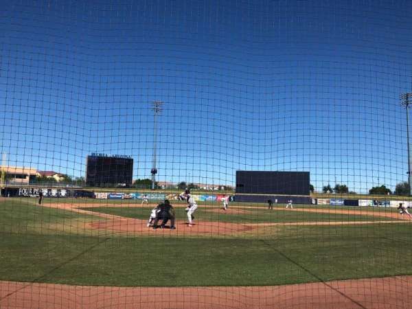 Peoria Sports Complex, section: 102, row: C, seat: 5