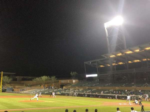 Salt River Fields, section: 117, row: 11, seat: 13