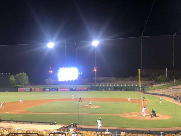 Camelback Ranch, section: 118, row: 18, seat: 16