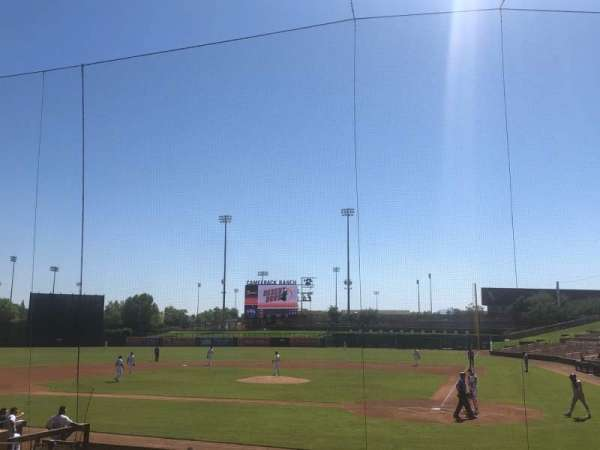 Camelback Ranch, section: 118, row: 3, seat: 4