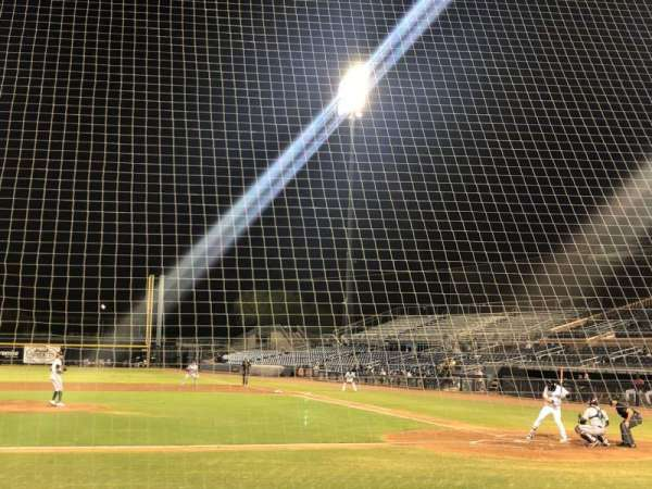 Peoria Sports Complex, section: 107, row: G, seat: 12