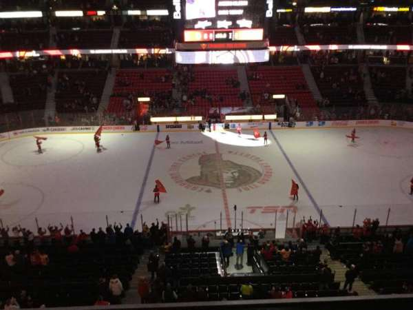Canadian Tire Centre, section: 322, row: D, seat: 9