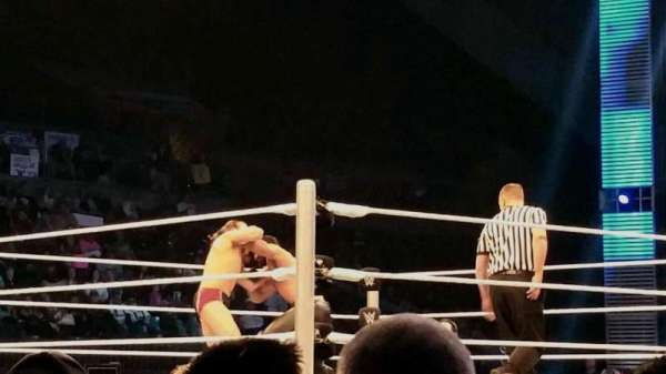 Broadmoor World Arena, section: 5, row: 8, seat: 2