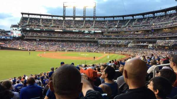 Citi Field, section: 130, row: 32, seat: 5