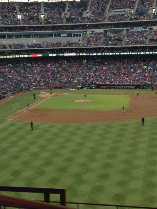 Globe Life Park in Arlington, section: 248, row: 14, seat: 23