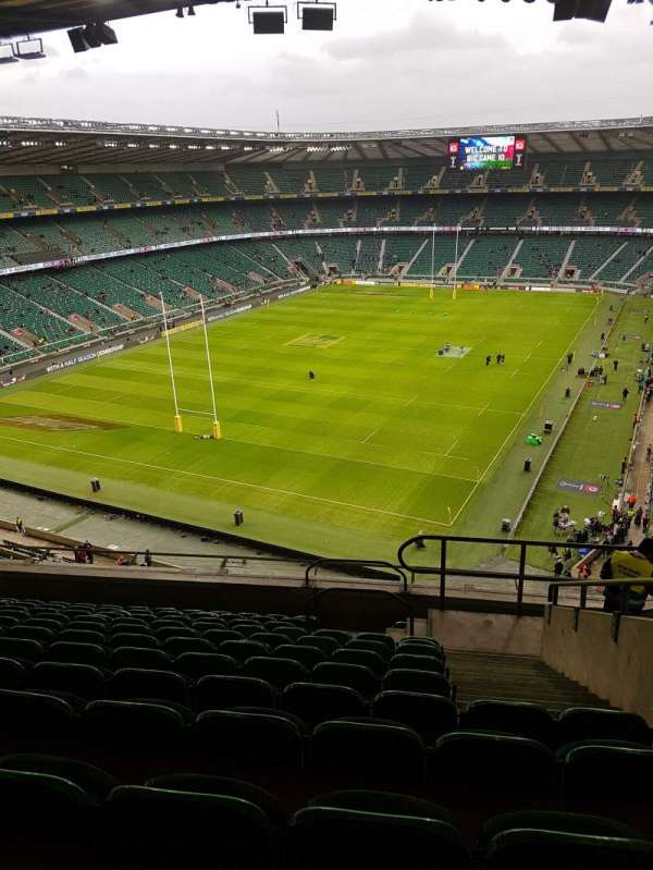 Twickenham Stadium, section: U16
