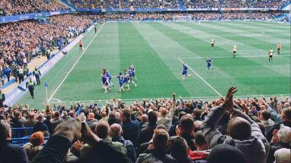Stamford Bridge, section: MATTHEW HARDING LOWER 14, row: AA, seat: 142