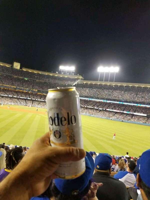 Dodger Stadium, section: 310PL, row: S, seat: 20