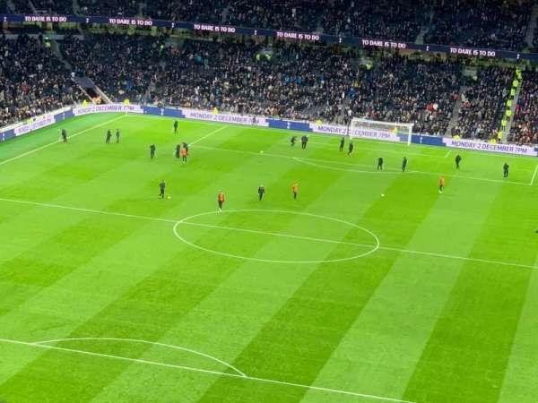 Tottenham Hotspur Stadium, section: 323, row: 62, seat: 157