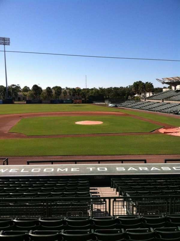 Ed Smith Stadium, section: 217, row: 7, seat: 12