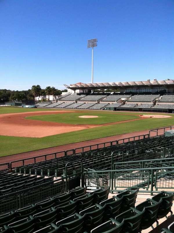 Ed Smith Stadium, section: 223, row: 7, seat: 12