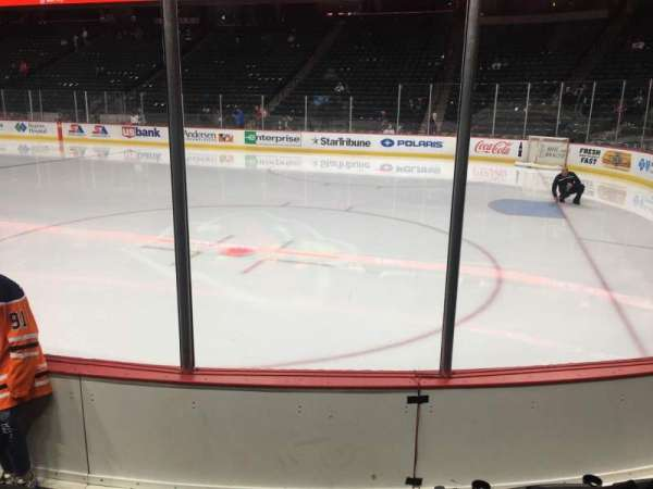 Xcel Energy Center, section: 114, row: 4, seat: 5