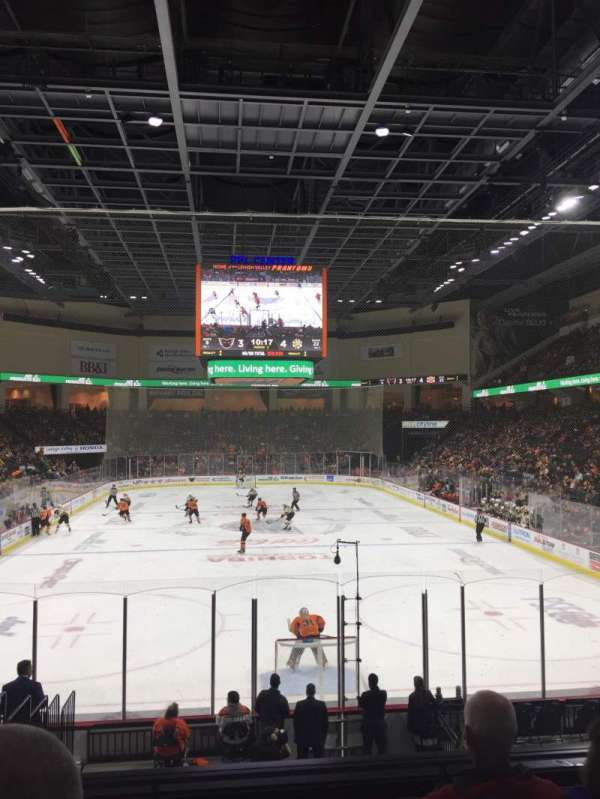 PPL Center, section: 110, row: 15, seat: 14