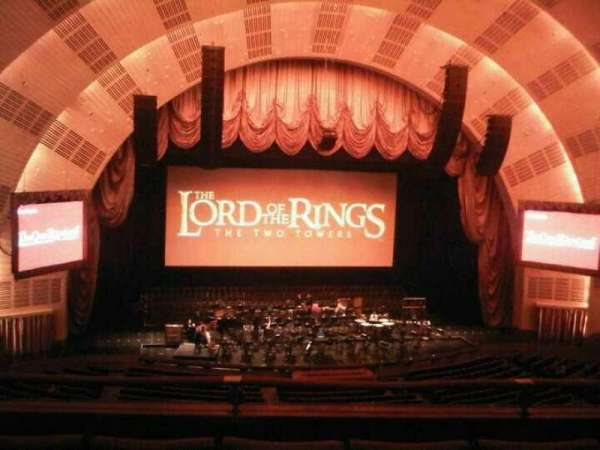 Radio City Music Hall, section: 2nd Mezzanine 5, row: D, seat: 510