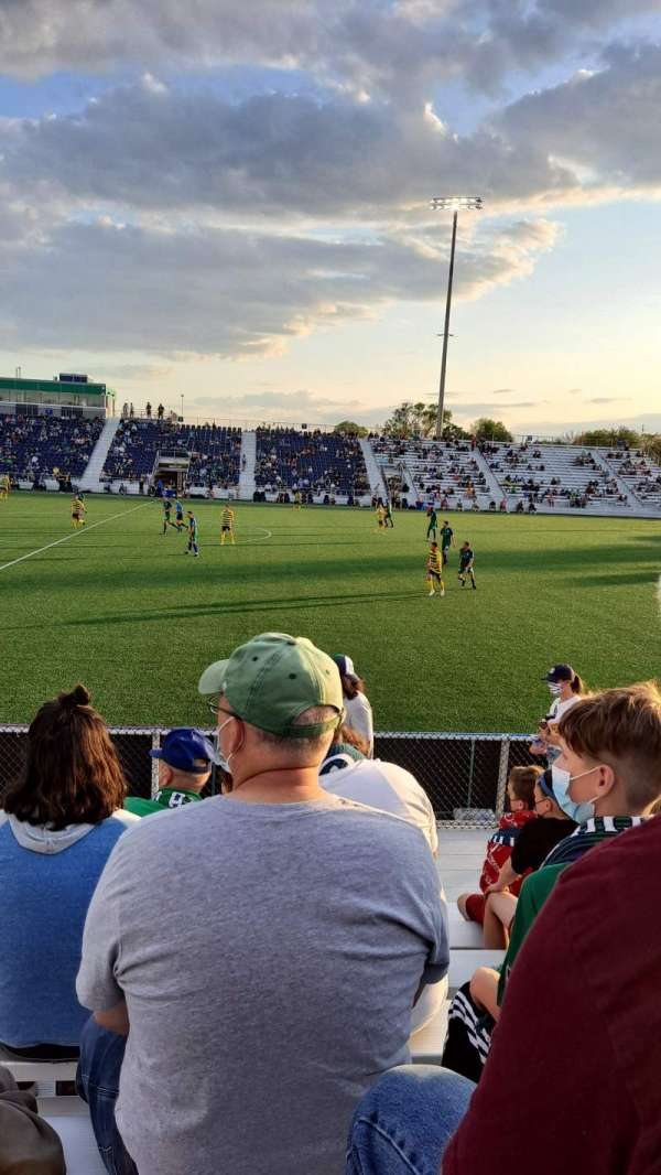 Dillon Stadium, section: General Admission