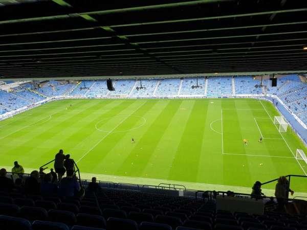 Ibrox Stadium, section: CD2, row: Z, seat: 84