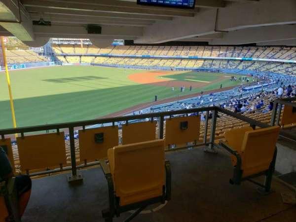 Dodger Stadium, section: 161LG, row: W, seat: 2