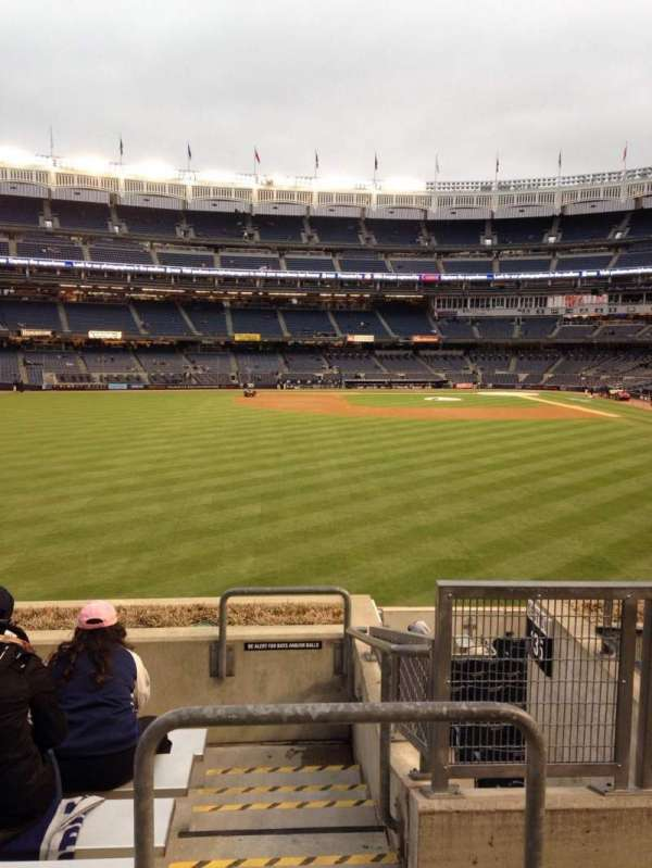 Yankee Stadium, section: 236, row: 7, seat: 2