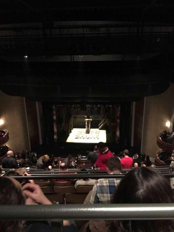 Peace Concert Hall, section: Balcony, row: K, seat: 22