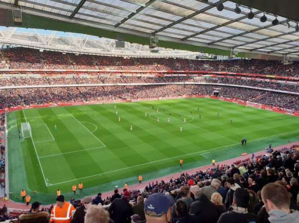 Emirates Stadium, section: 94, row: 15, seat: 12