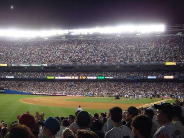 Old Yankee Stadium, section: Field Box 88, row: J, seat: 1