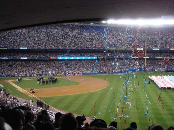 Old Yankee Stadium, section: Loge Box 503, row: D, seat: 9