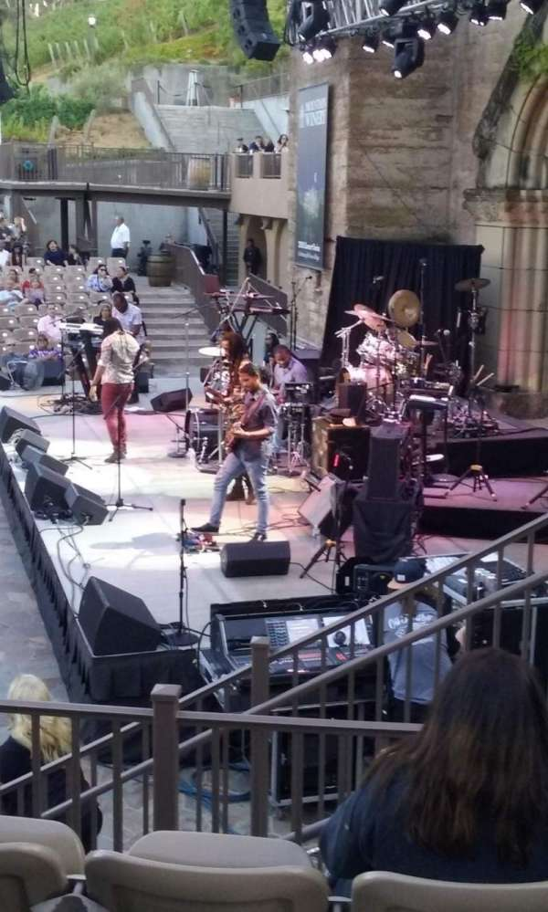 Mountain Winery, section: 21, row: D, seat: 3and4