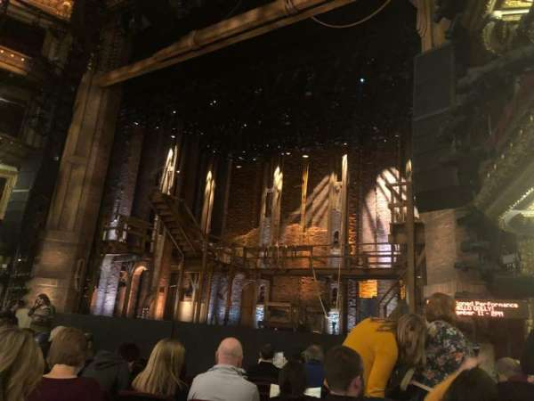 CIBC Theatre, section: Orchestra Right, row: K, seat: 14, 16