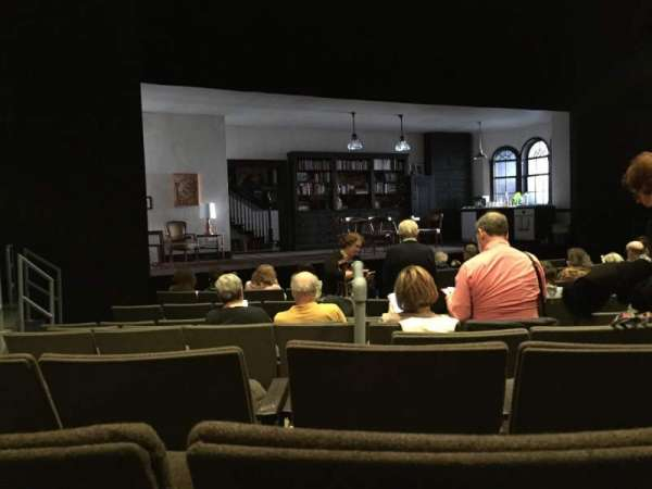 Laura Pels Theatre, section: Orchestra, row: L, seat: 7