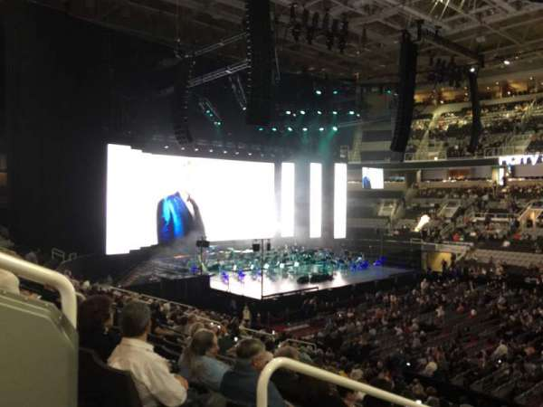 SAP Center, section: 114, row: 20, seat: 24