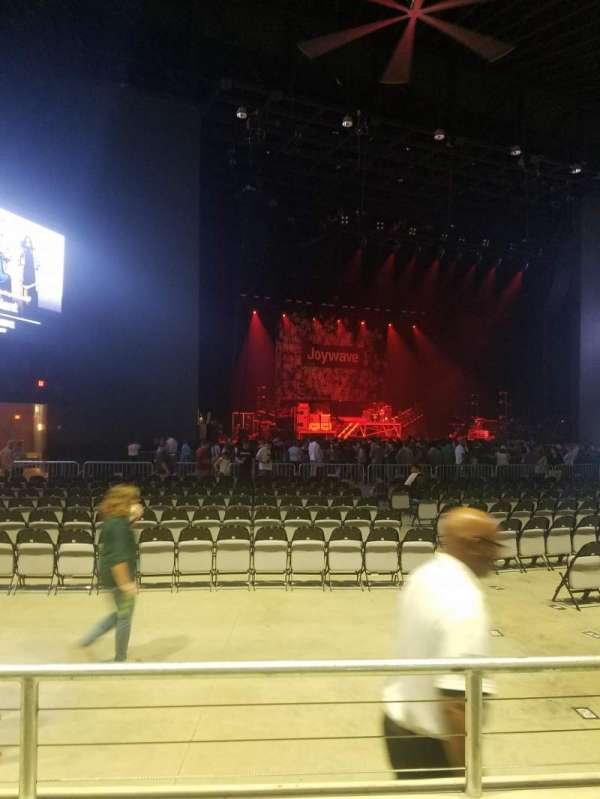 The Pavilion at Toyota Music Factory, section: 202, row: B, seat: 6