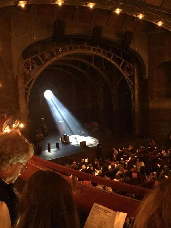 Lyric Theatre, section: Dress Circle L, row: B, seat: 15