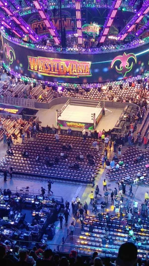 Mercedes-Benz Superdome, section: 611, row: 34, seat: 9,10