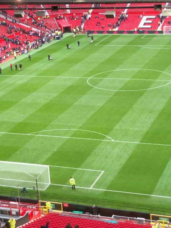 Old Trafford , section: E336, row: 34, seat: 25