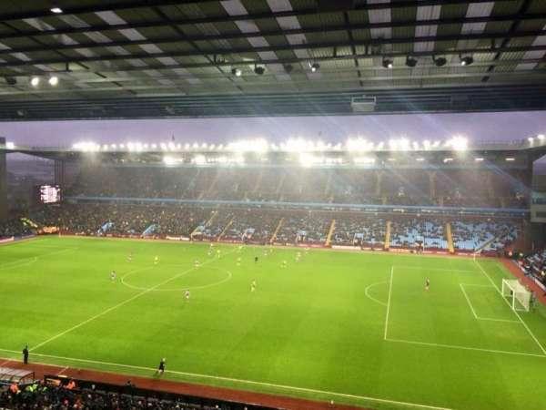 Villa Park, section: A2, row: E, seat: 60
