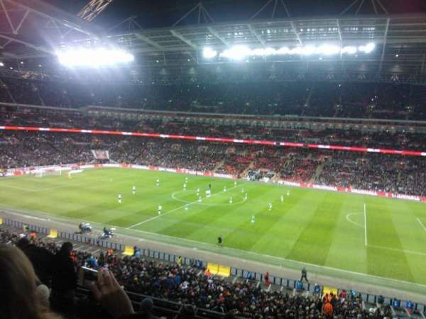 Wembley Stadium, section: 224, row: 7, seat: 242