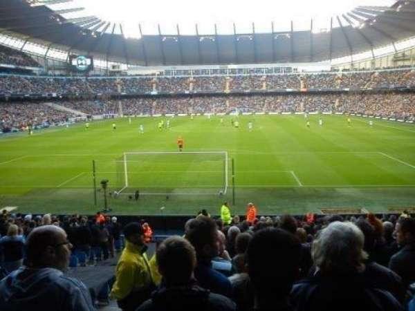 Etihad Stadium (Manchester), section: 115, row: AA, seat: 403