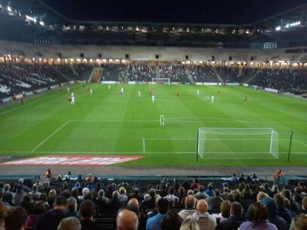 Stadium MK, section: 33