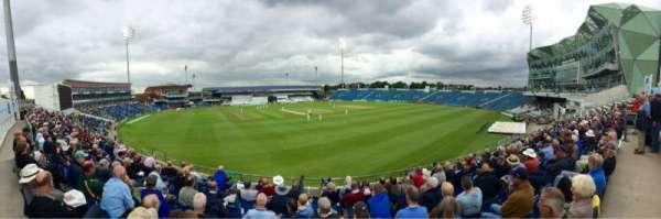 Headingley Cricket Ground, section: O, row: Back