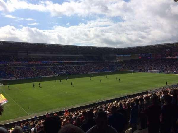 Cardiff City Stadium, section: 119