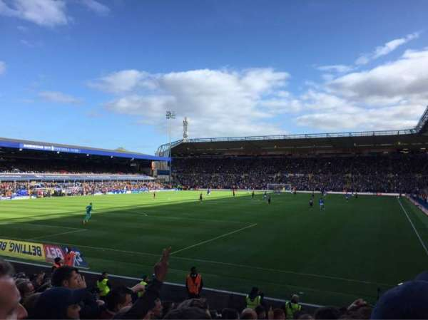 St Andrew's Stadium, section: GML2, row: 14, seat: 36