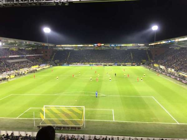 Rat Verlegh Stadion, section: G