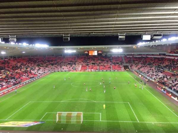 Stadium Of Light, section: P30, row: 7, seat: 58