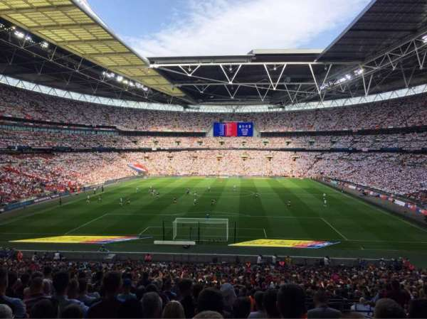 Wembley Stadium, section: 133, row: 44, seat: 309