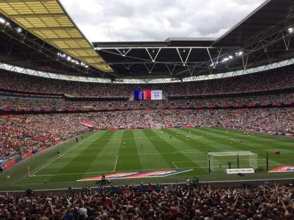 Wembley Stadium, section: 135, row: 34, seat: 36