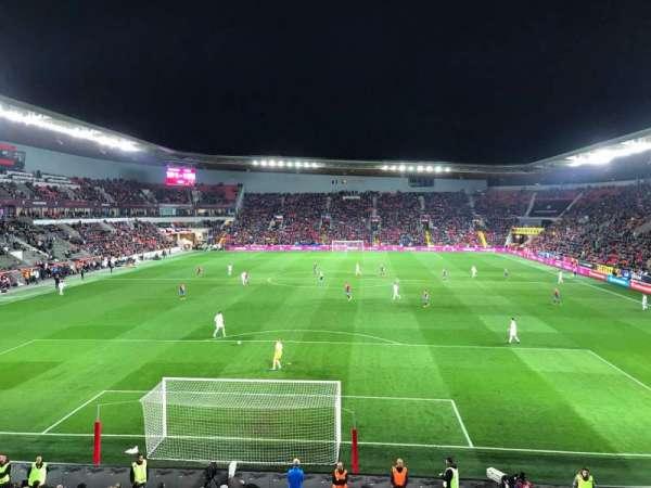Sinobo Stadium, section: 124, row: 17, seat: 4