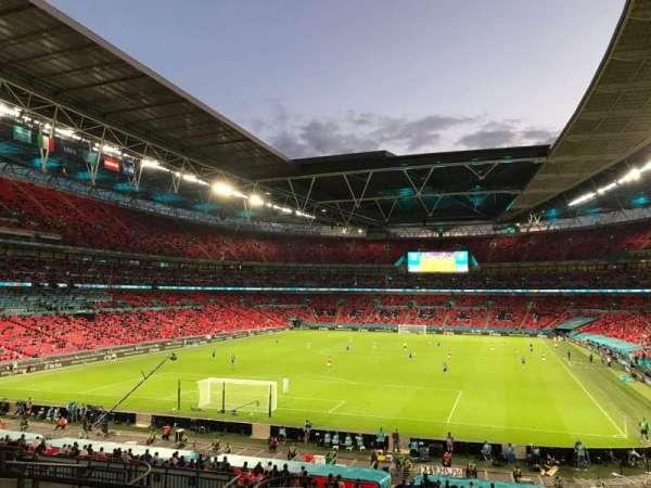 Wembley Stadium, section: 110, row: 41, seat: 219