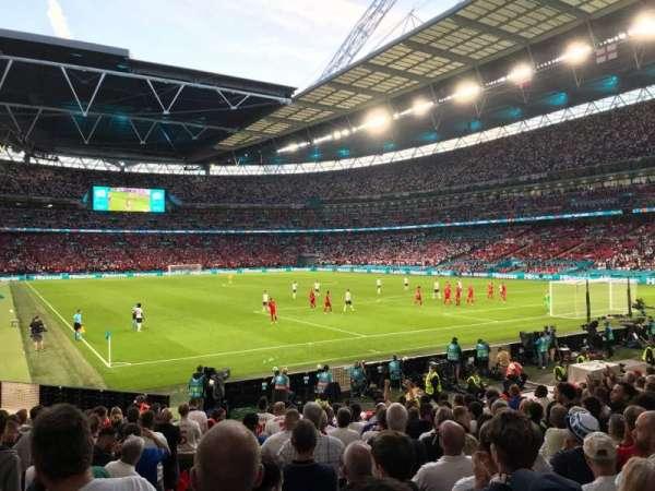 Wembley Stadium, section: 115, row: 16, seat: 93