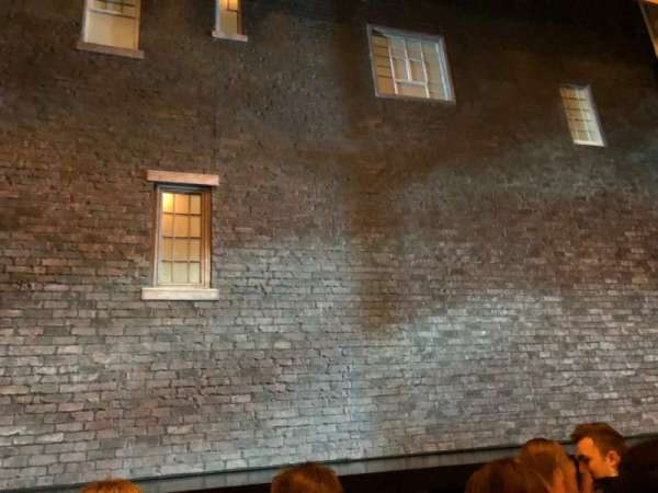 John Golden Theatre, section: Orchestra, row: E, seat: 117